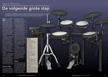 slagwerkkrant.nl Roland TD-17KVX