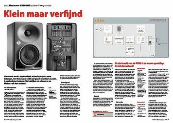 interface.nl Neumann KH 80 DSP