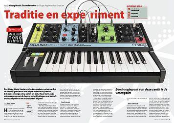 interface.nl Moog Grandmother