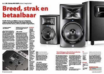 interface.nl JBL 3 305P MKII