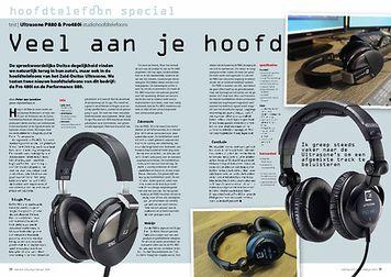 interface.nl Ultrasone P880 & Pro480i