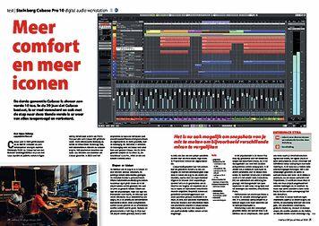 interface.nl Steinberg Cubase Pro 10