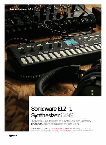 Future Music Sonicware ELZ_1
