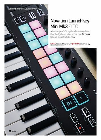 Future Music Novation Launchkey Mini Mk3