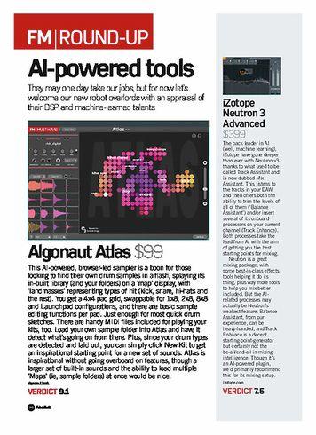 Future Music iZotope Neutron 3 Advanced