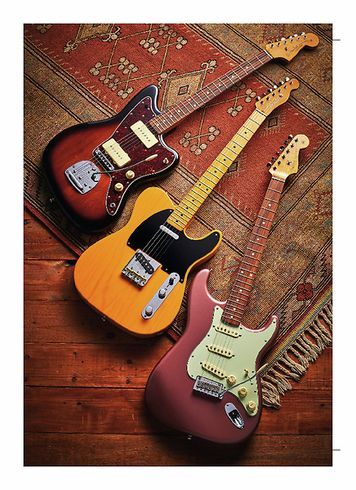 Guitarist Fender Vintera '60s Stratcaster Modified