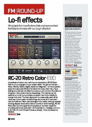 Future Music RC-20 Retro Color
