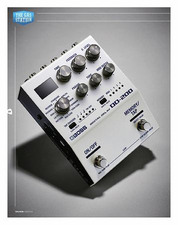 Total Guitar Boss DD-200