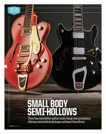 Total Guitar Gretsch Electromatic G5655TG