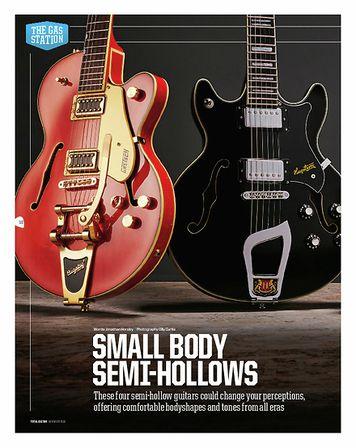 Total Guitar ESP LTD Deluxe X-Tone PS 1000 FM
