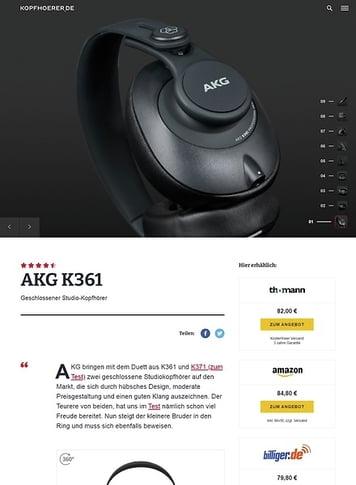 Kopfhoerer.de AKG K-361