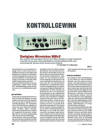Gitarre & Bass Darkglass Microtubes 900v2