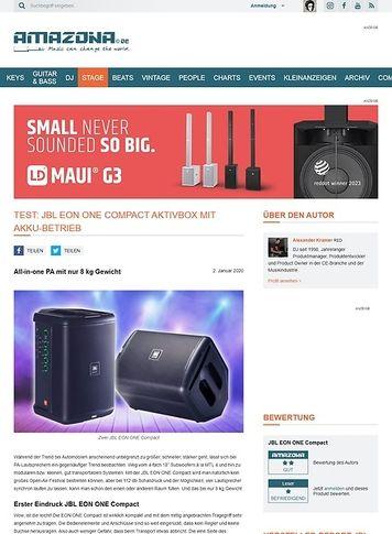 Amazona.de JBL EON One Compact