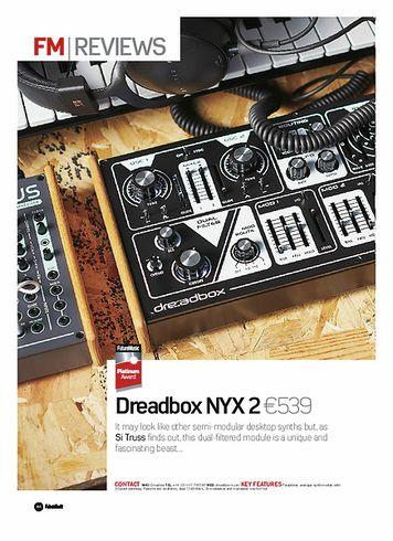 Future Music Dreadbox NYX 2