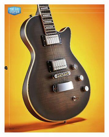 Total Guitar Hagstrom Ultra Max