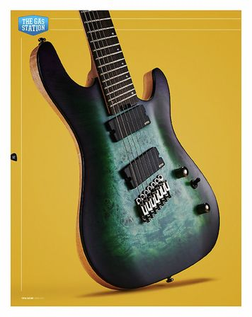 Total Guitar Cort KX500MS
