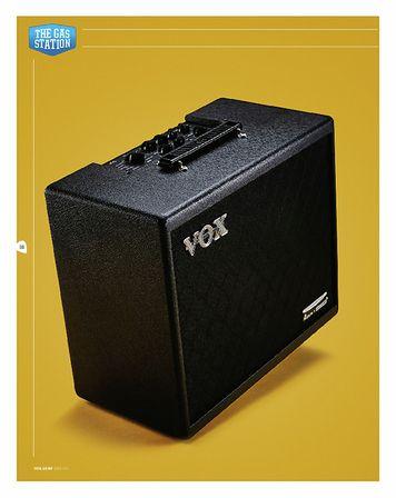 Total Guitar Vox Cambridge 50