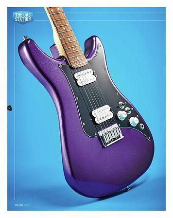 Total Guitar Fender Player Lead III Strat