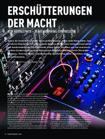 Sound & Recording ASM Hydrasynth