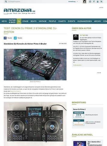 Amazona.de Denon DJ Prime 2