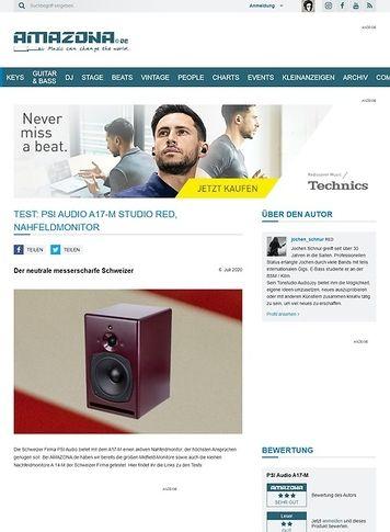 Amazona.de PSI Audio A17-M