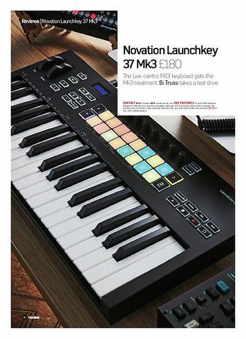 Future Music Novation Launchkey 37 Mk3