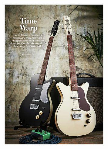 Guitarist Danelectro 59 Devine
