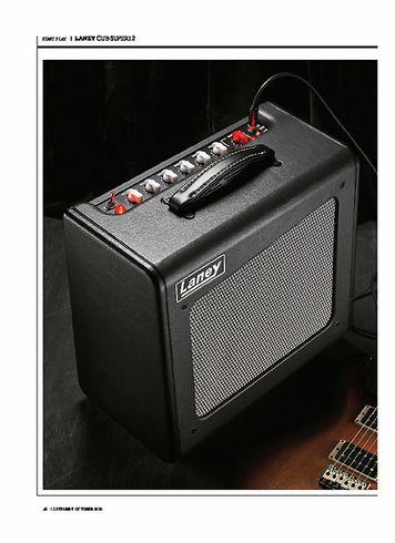 Guitarist LANEY CUB-SUPER12
