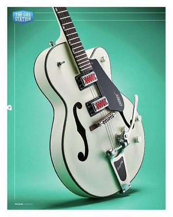 Total Guitar Gretsch G5410T EMTC Rat Rod Bgsb.