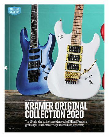 Total Guitar KRAMER ORIGINAL SM-1