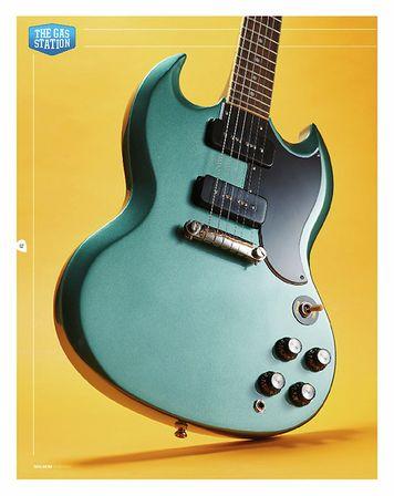 Total Guitar Epiphone SG Special P-90