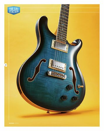 Total Guitar PRS SE HOLLOWBODY II PIEZO