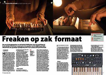 interface.nl Arturia MicroFreak