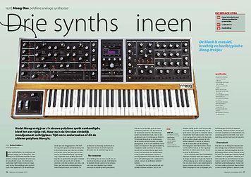 interface.nl Moog One