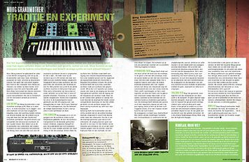 musicmaker.nl Moog Grandmother