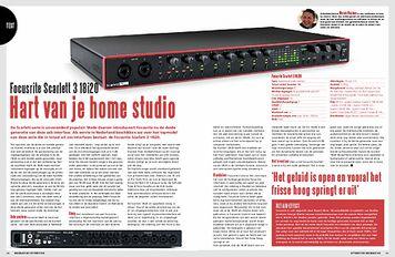 musicmaker.nl Focusrite Scarlett 3 18i20