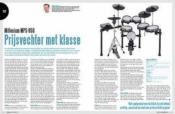 musicmaker.nl Millenium MPS-850