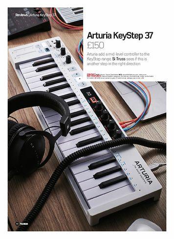 Future Music Arturia KeyStep 37