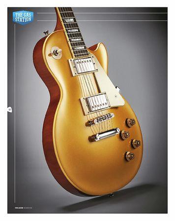 Total Guitar EPIPHONE LES PAUL STANDARD 50S