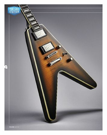 Total Guitar EPIPHONE PROPHECY FLYING V