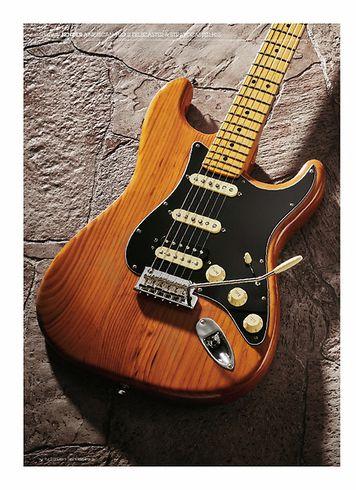 Guitarist FENDER AMERICAN PROFESSIONAL II STRATOCASTER HSS