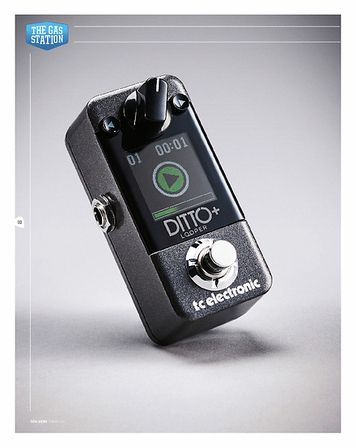 Total Guitar TC ELECTRONIC DITTO+