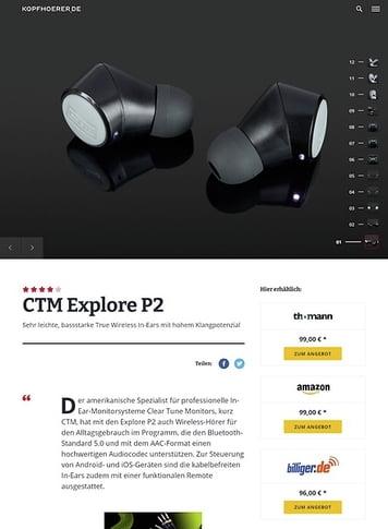 Kopfhoerer.de CTM Explore P2