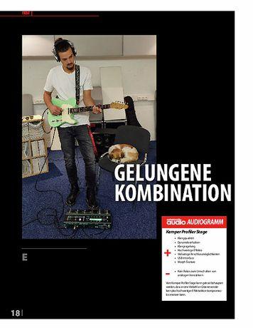 Professional Audio Kemper Profiler Stage