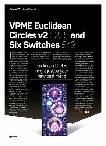 Future Music VPME Euclidean Circles v2