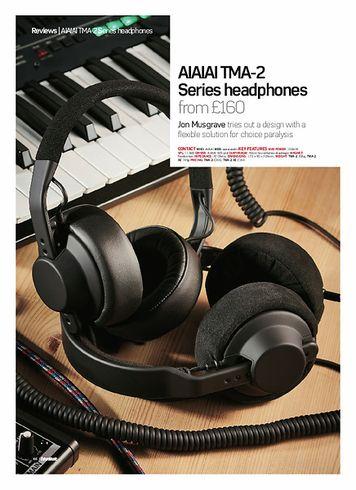 Future Music AIAIAI TMA-2 Series headphones