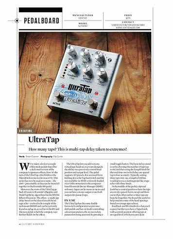 Guitarist UltraTap