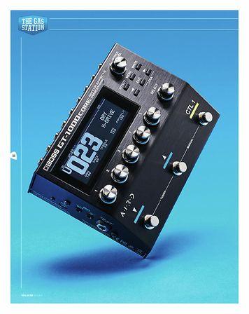 Total Guitar Boss GT-1000 Core AMP Modeller/FX Processor