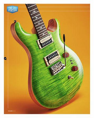 Total Guitar PRS SE Custom 24-08
