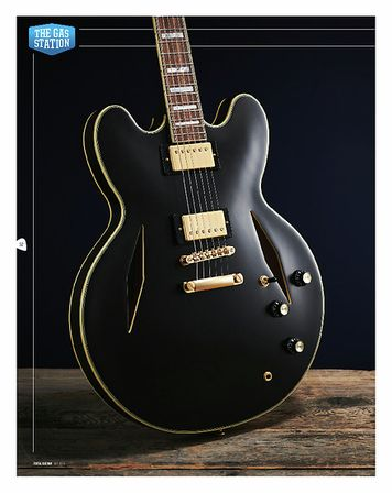 Total Guitar Epiphone Emily Wolfe Signature Sheraton